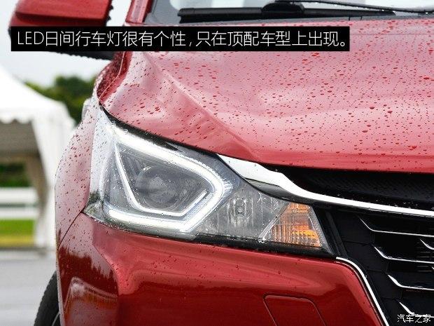 东风裕隆 锐3 2016款 1.6L CVT旗舰型